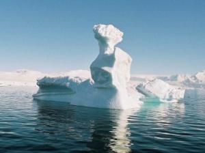 Glaces Antarctique