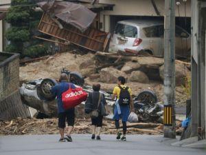 Inondations Hiroshima 08/07/2018